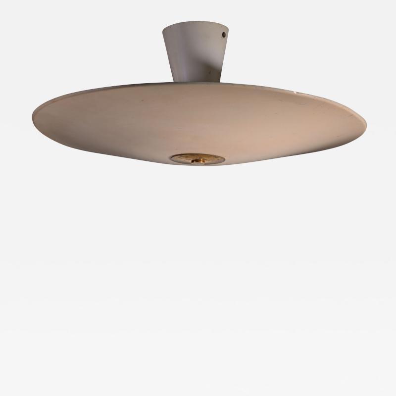 Gino Sarfatti Gino Sarfatti model 301 ceiling lamp for Arteluce