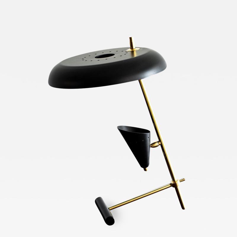 Gino Sarfatti ITALIAN DESK LAMP IN THE STYLE OF GINO SARFATTI