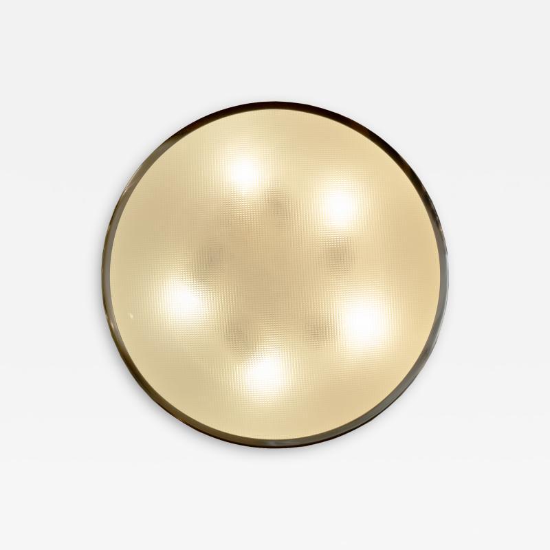 Gino Sarfatti Large Ceiling Light Model 3001 50 for Arteluce