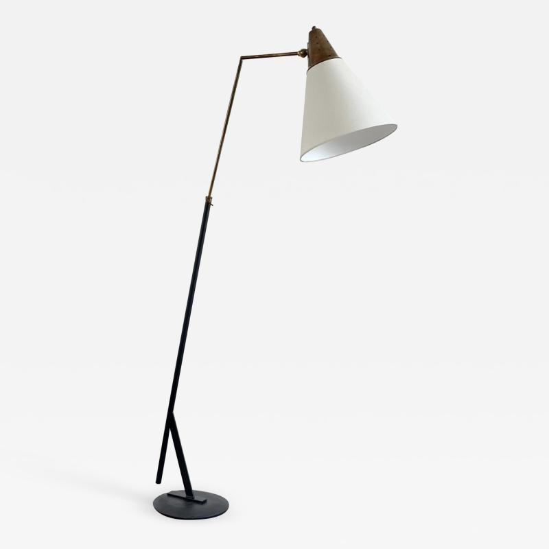Gino Sarfatti SARFATTI ATTRIBUTED FLOOR LAMP