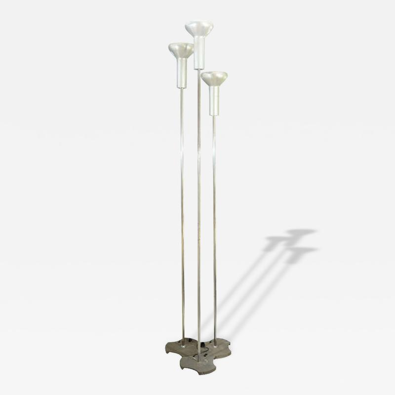 Gino Sarfatti Set of Three Floor Lamps by Gino Sarfatti for Arteluce