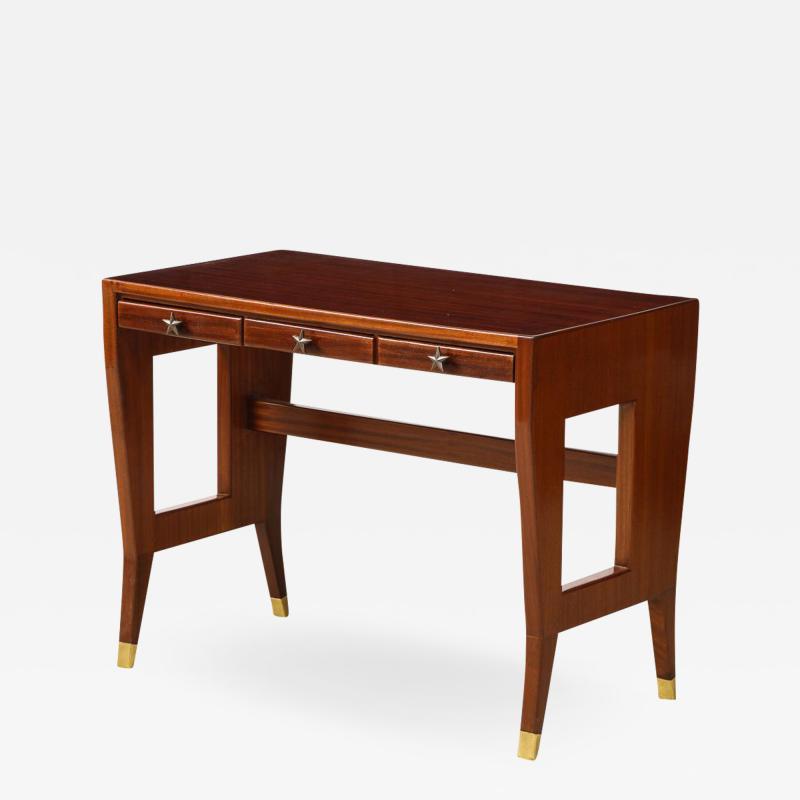 Gio Ponti 3 Drawer Desk Dressing Table by Gio Ponti