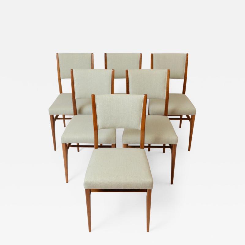 Gio Ponti Gio Ponti 602 Chairs by Cassina c 1955
