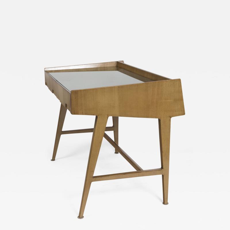Gio Ponti Italian Design Desk attributed to Gio Ponti