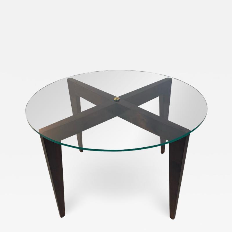 Gio Ponti RARE AND IMPORTANT GIO PONTI TABLE MODEL ISA