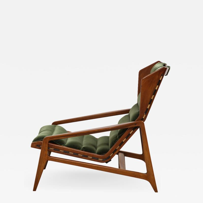 Gio Ponti Rare 811 Lounge Chair by Gio Ponti