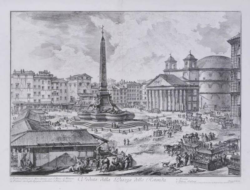 Giovanni Battista Piranesi Giovanni Battista Piranesi SIx views of Rome