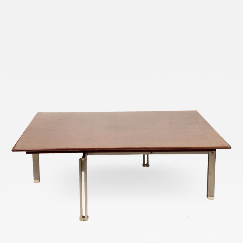 Giovanni Offredi Onda Low Table by Giovanni Ofrredi for Saporiti
