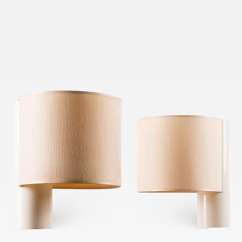 Giuliana Gramigna Pair of Fluette Table Lamps by Giuliana Gramigna for Quattrifolio