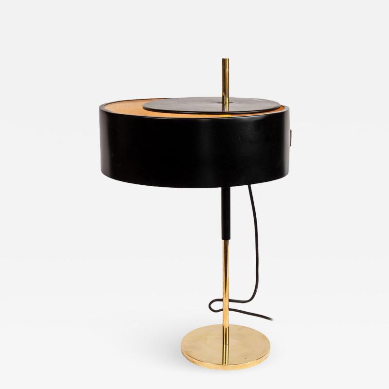 Giuseppe Ostuni 1950s Giuseppe Ostuni 243 Table Lamp for O Luce