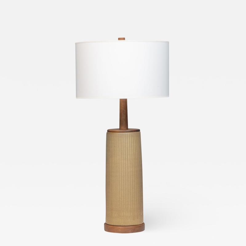 Gordon Jane Martz Gordon Jane Martz Ceramic Table Lamp