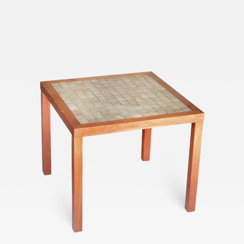 Gordon Jane Martz Martz Square End Table