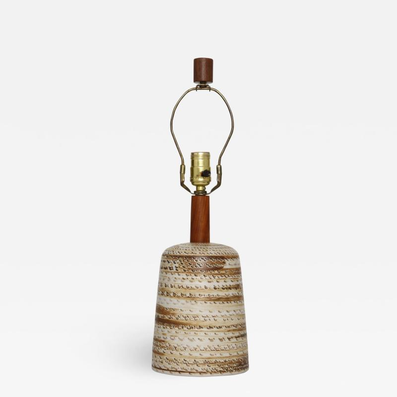 Gordon Martz Gordon Martz table lamp for Marshall Studios