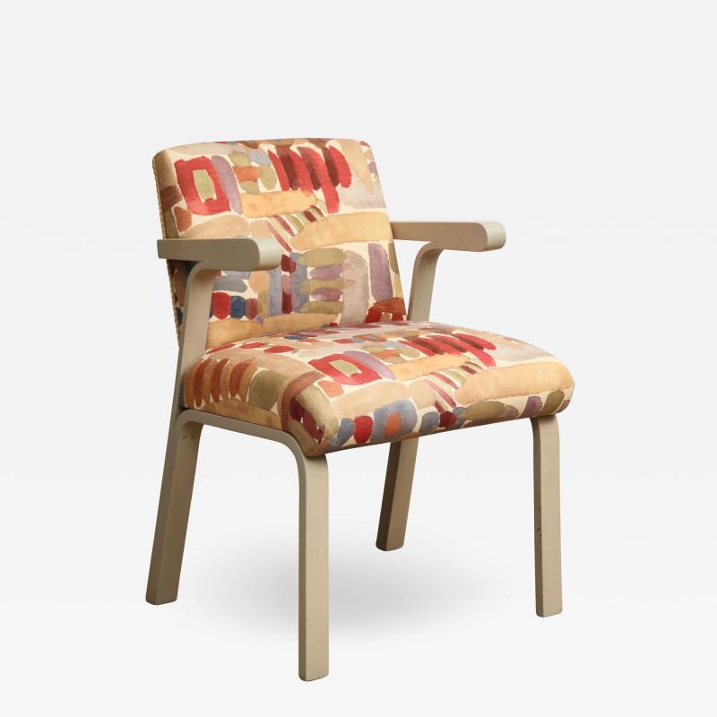 Greywashed Maple Armchair
