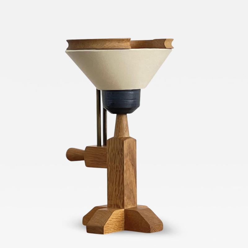 Guillerme et Chambron GUILLERME ET CHAMBRON TABLE LAMP