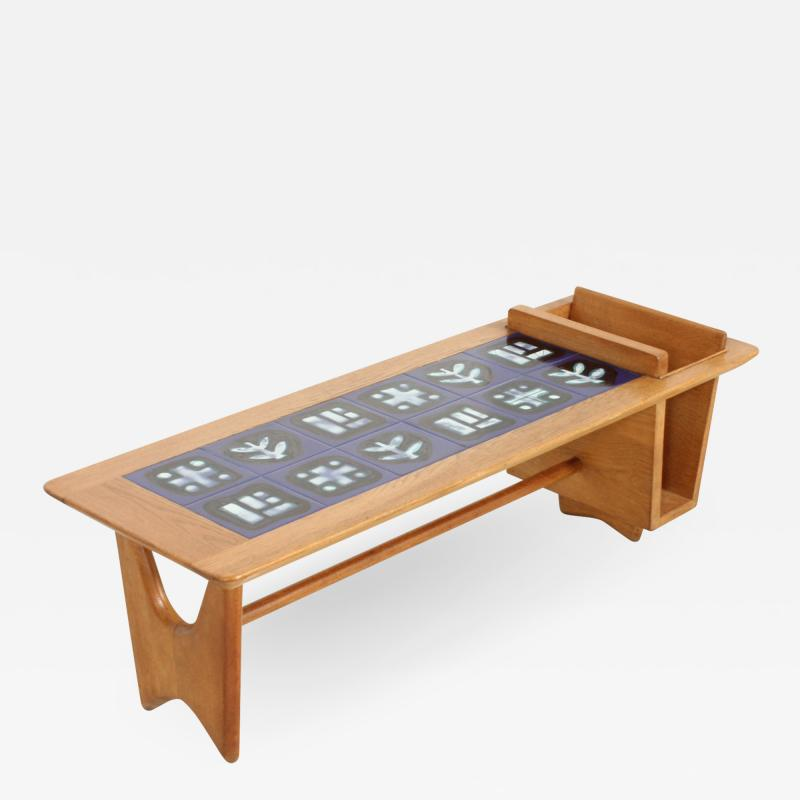 Guillerme et Chambron Thibault Coffee Table by Guillerme et Chambron 1960