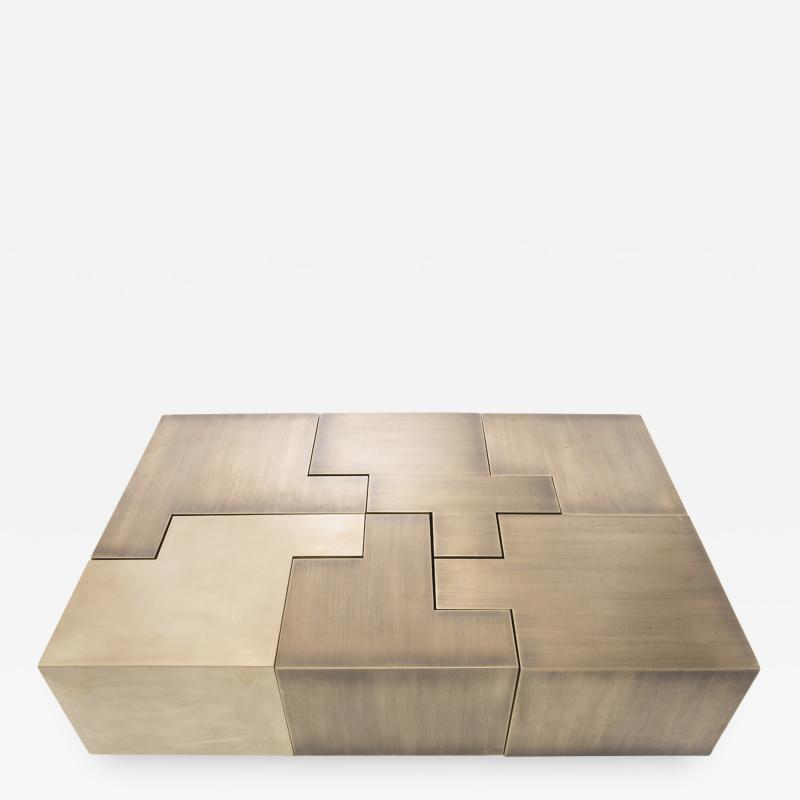 Gulla Jonsdottir Puzzle Table 2017