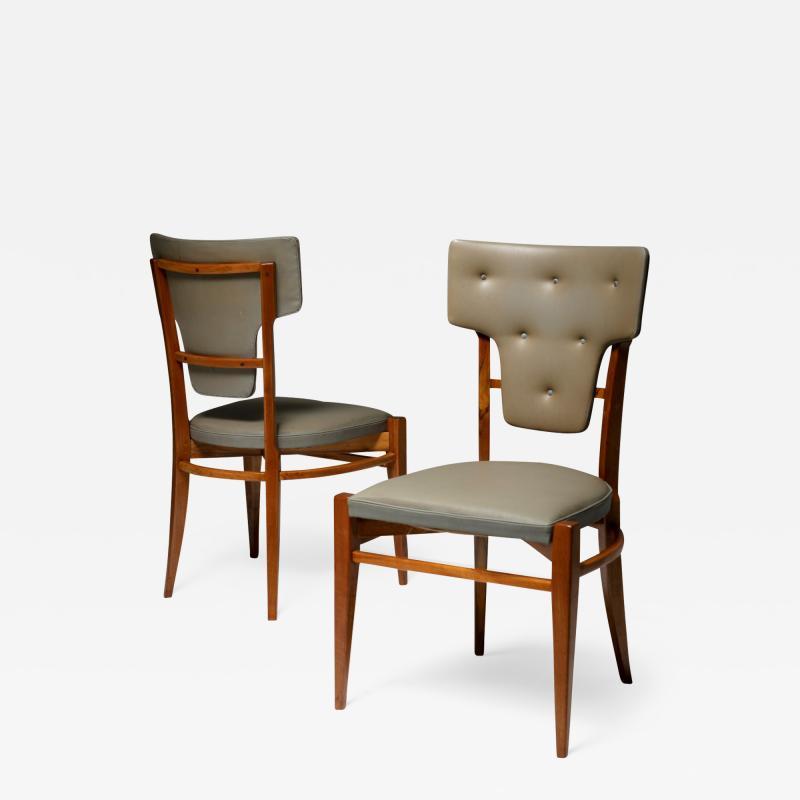 Gunnar Asplund Pair of Chairs attributed to Gunnar Asplund
