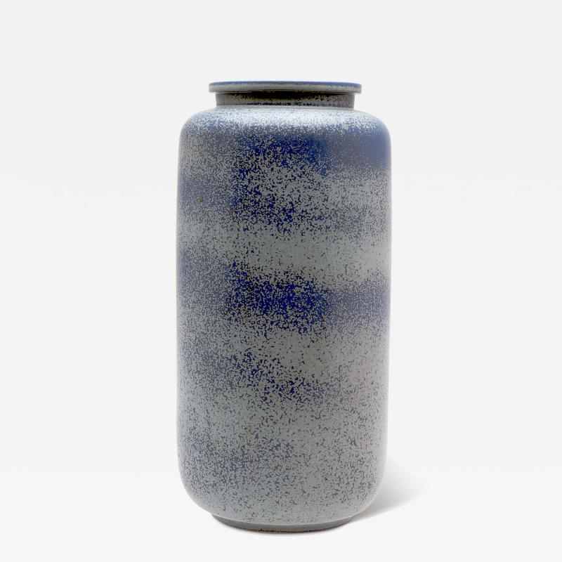 Gunnar Nylund Fine Tall Vase in Ethereal French Blues by Gunnar Nylund