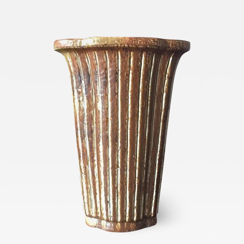 Gunnar Nylund Large Vase by Gunnar Nylund