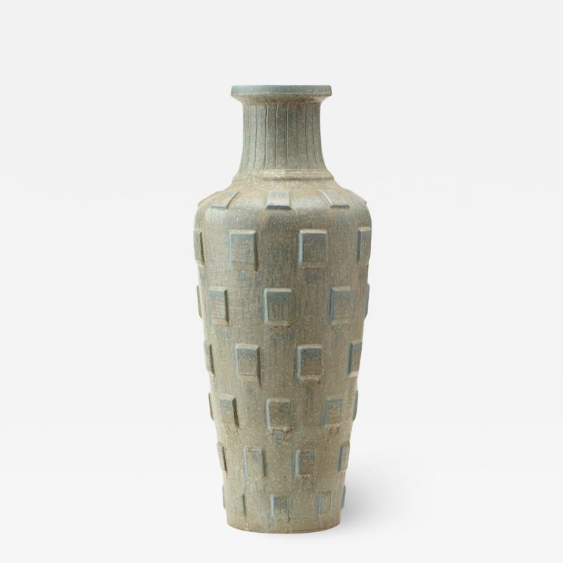 Gunnar Nylund Rare Floor Vase by Gunnar Nylund