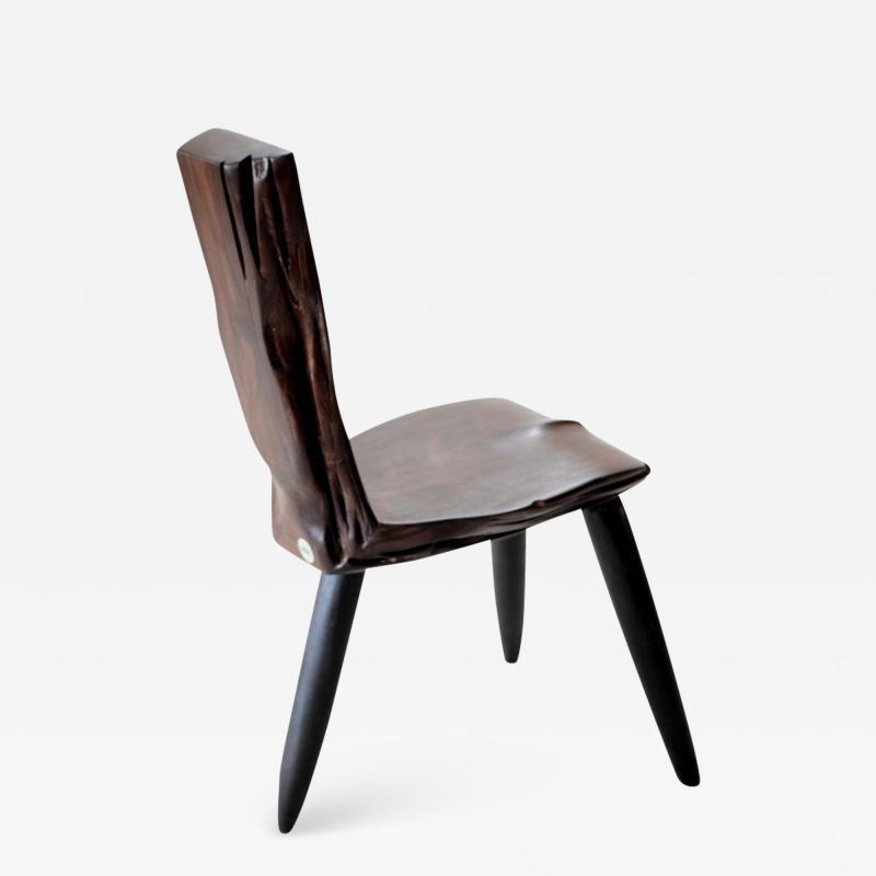 Gustavo Dias Unique Sculptural Chair Zara by Gustavo Dias