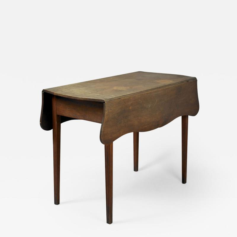 HEPPLEWHITE PEMBROKE TABLE