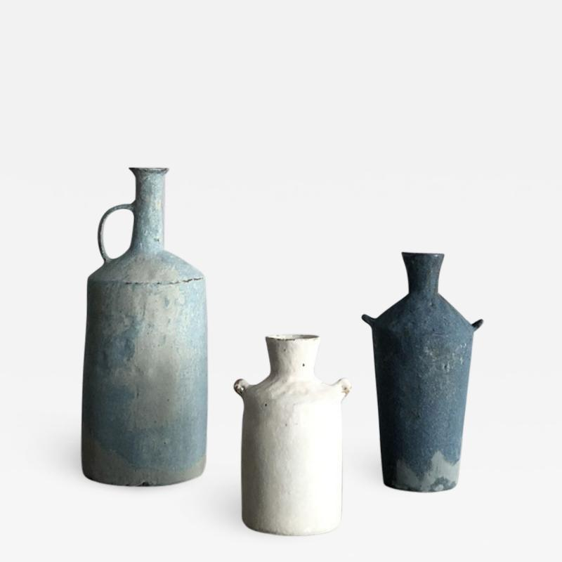 Hand Built Ceramics by Nobue Ibaraki