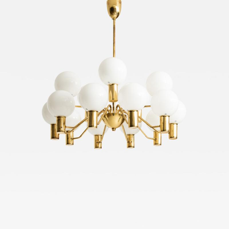 Hans Agne Jakobsson Ceiling Lamp Model T 372 15 Patricia Produced by Hans Agne Jakobsson AB