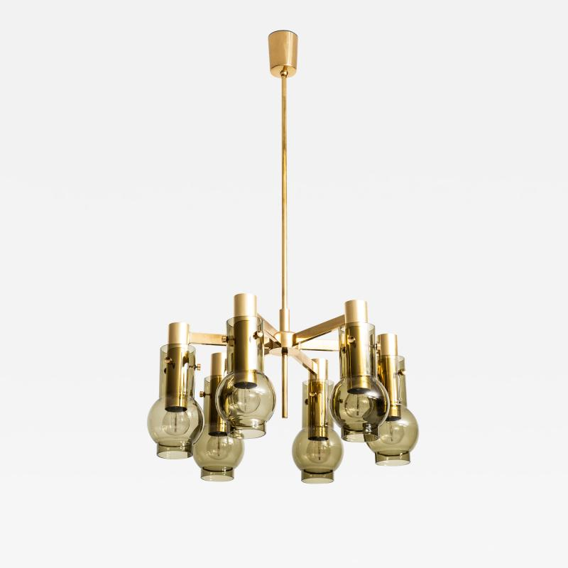 Hans Agne Jakobsson Ceiling Lamp Produced by Hans Agne Jakobsson AB