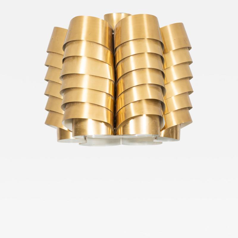 Hans Agne Jakobsson Ceiling Lamps Model TN 42 M Produced by Hans Agne Jakobsson AB