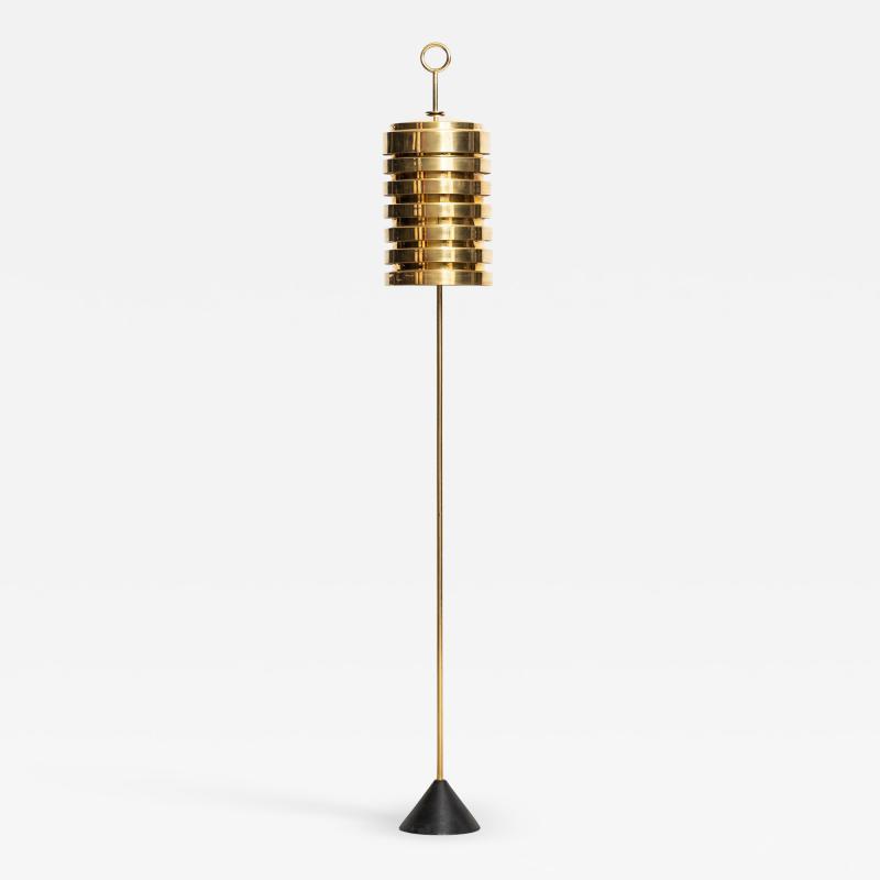 Hans Agne Jakobsson Floor Lamp Model G 20 Produced by Hans Agne Jakobsson AB