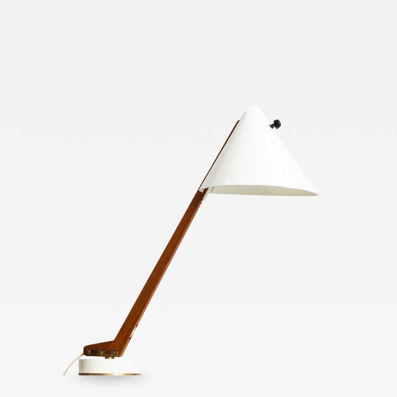 Hans Agne Jakobsson Table Lamp Model B 54 Produced by Hans Agne Jakobsson AB