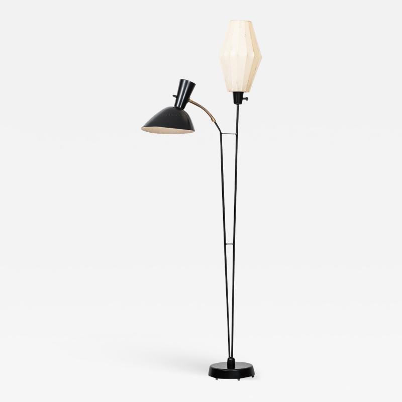 Hans Bergstrom Hans Bergstr m Floor Lamp by Atelj Lyktan in hus Sweden