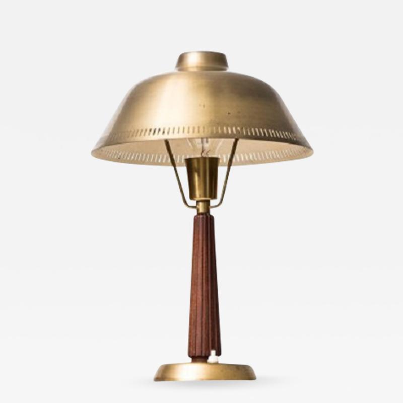 Hans Bergstrom Hans Bergstr m Table Lamp