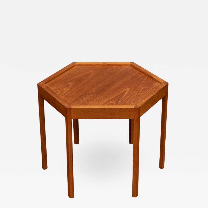 Hans C Andersen Scandinavian Modern Hans C Andersen Side Table for Artek