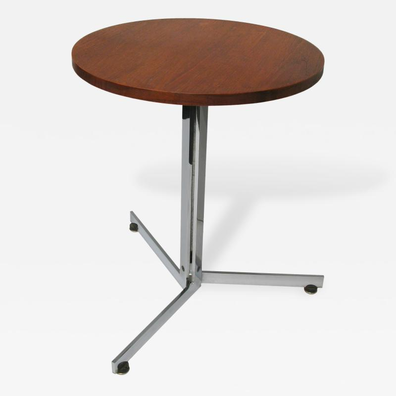 Hans Eichenberger Alpha Occasional Table by Hans Eichenberger for Strassle