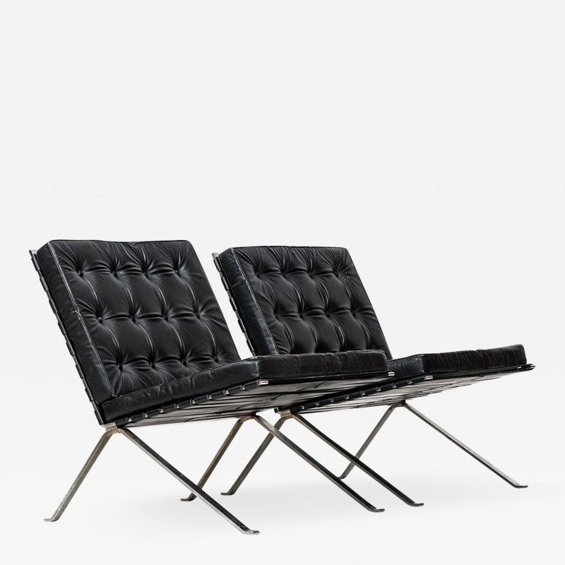 Hans Eichenberger Hans Eichenberger Easy Chairs