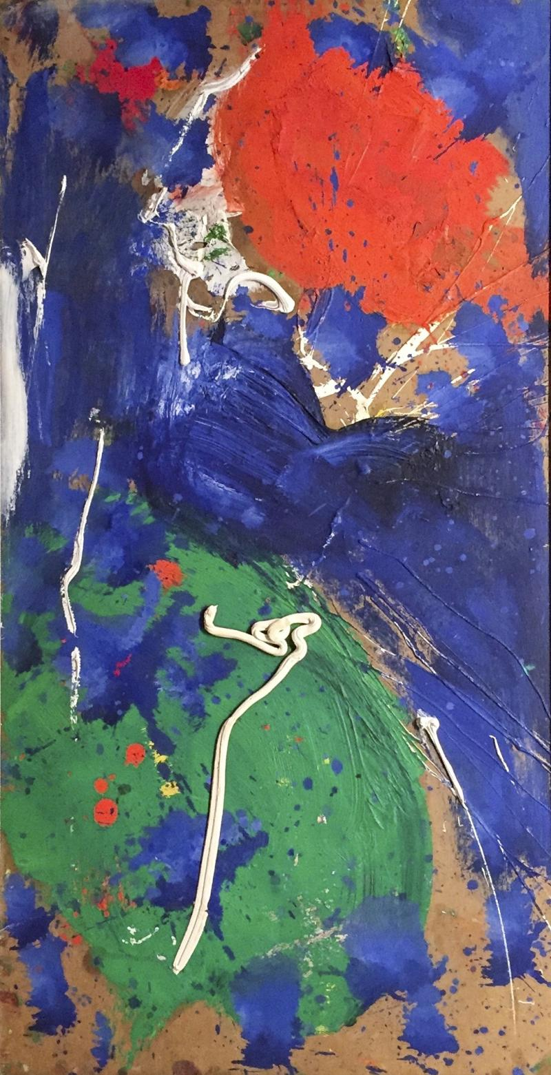 Hans Hoffman Untitled
