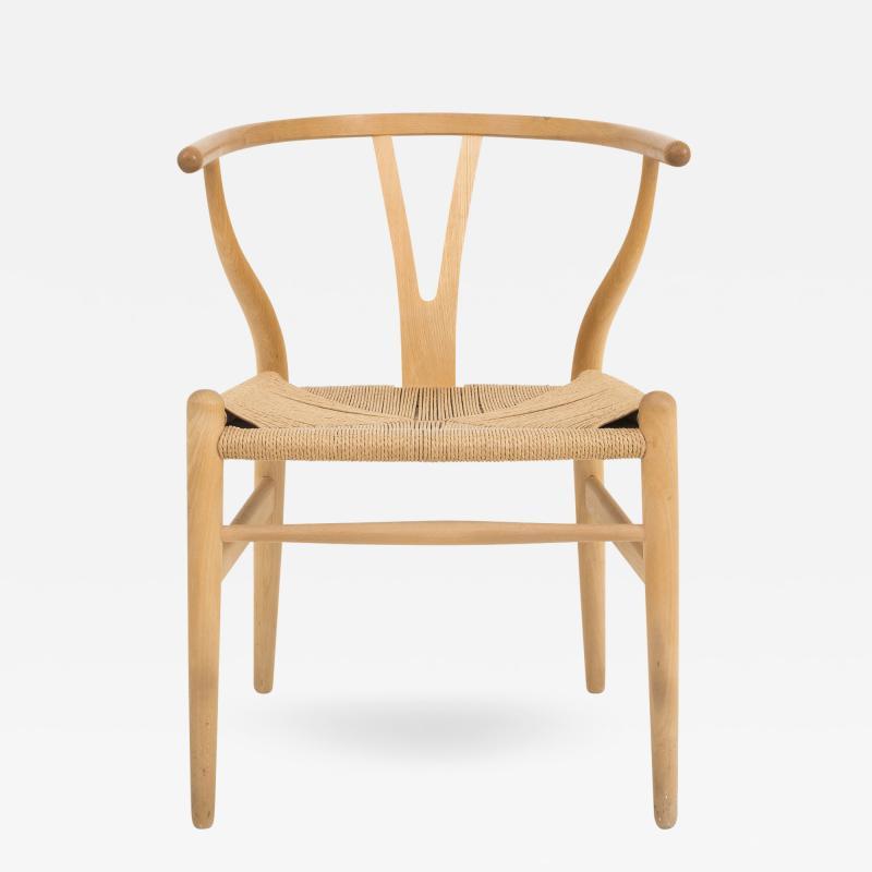 Hans J Wegner CH 24 Wishbone Chair