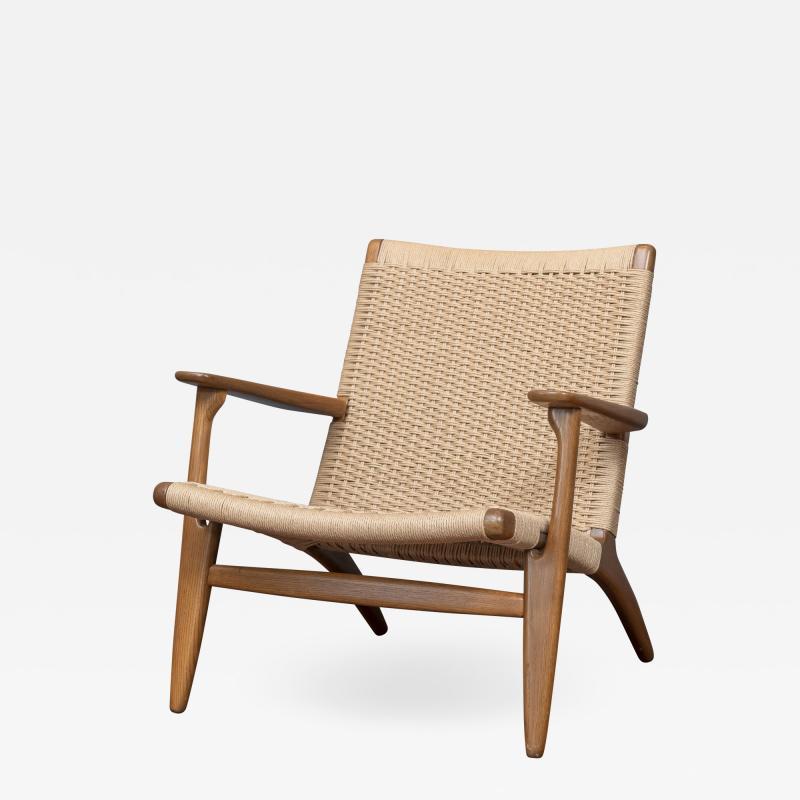 Hans Wegner Hans Wegner Original CH 25 Lounge Chair