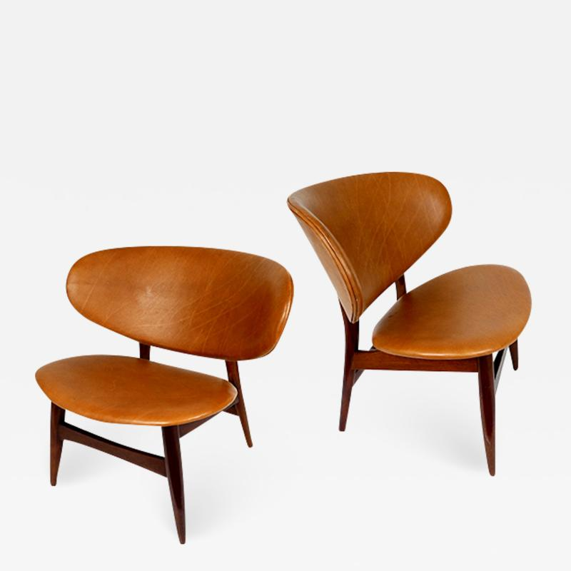 Hans Wegner Shell Chairs