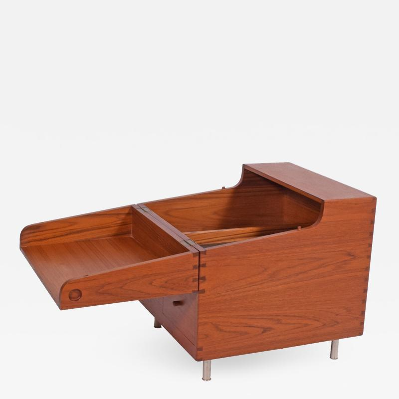Hans Wegner bar kasse Bar Cube by Hans Wegner for Andreas Tuck 1956