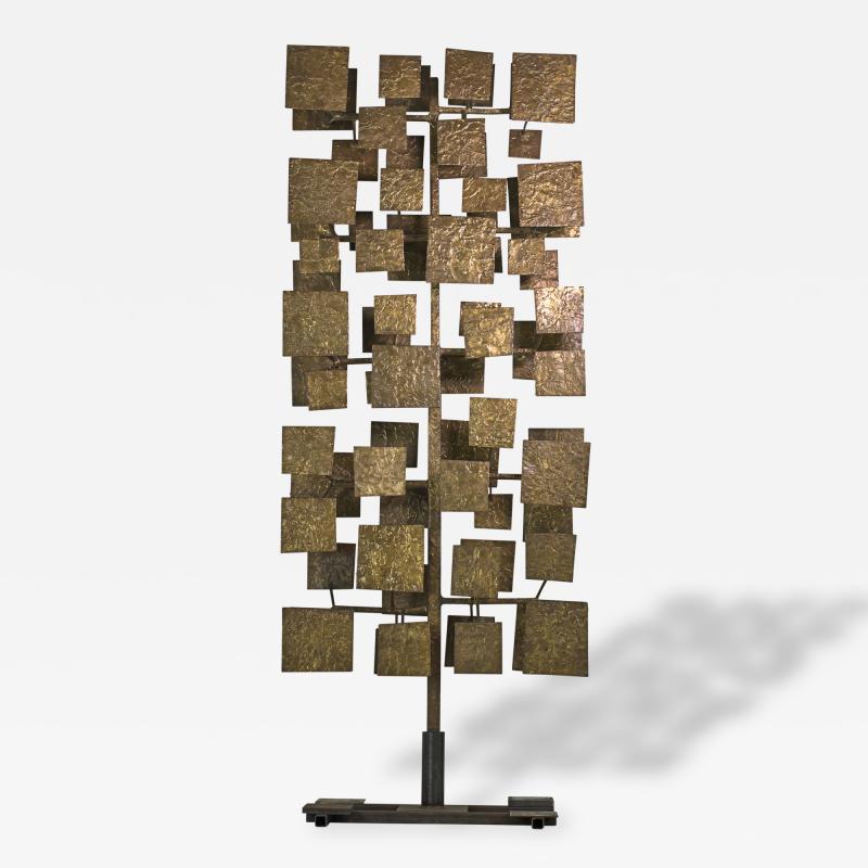 Harry Bertoia Early and Monumental Harry Bertoia Sculpture Screen