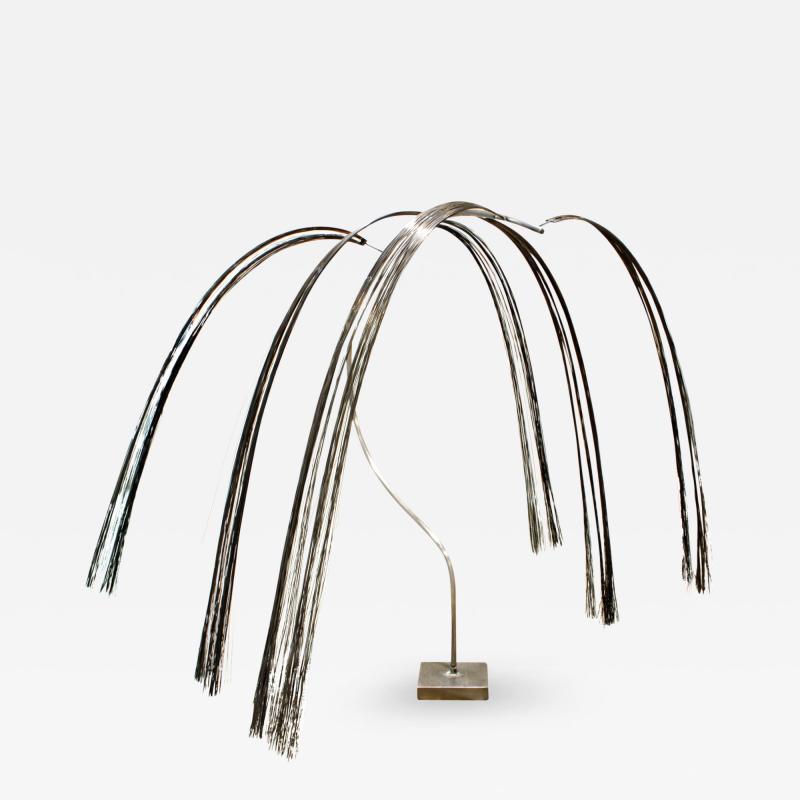 Harry Bertoia Harry Bertoia 6 Branches Stainless Steel Sculpture 1960s