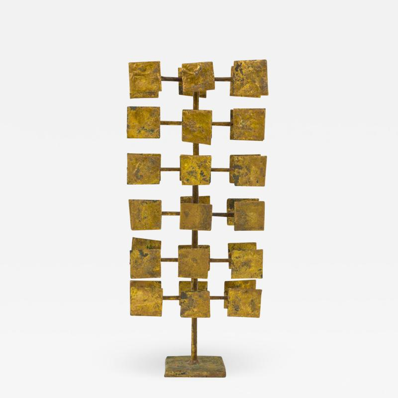 Harry Bertoia Harry Bertoia Maquette for Melt Coat Sculpture Screen for Bank of Miami