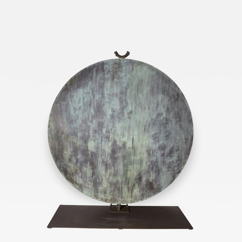 Harry Bertoia Huge Gong by Harry Bertoia