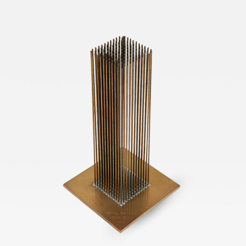 Harry Bertoia Sonambient Sculpture Designed by Harry Bertoia Limited Edition 54 of 100