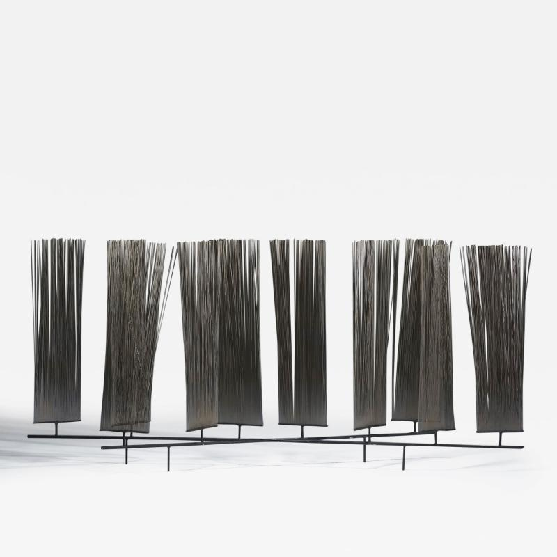 Harry Bertoia Untitled Early Wire Form Sculpture