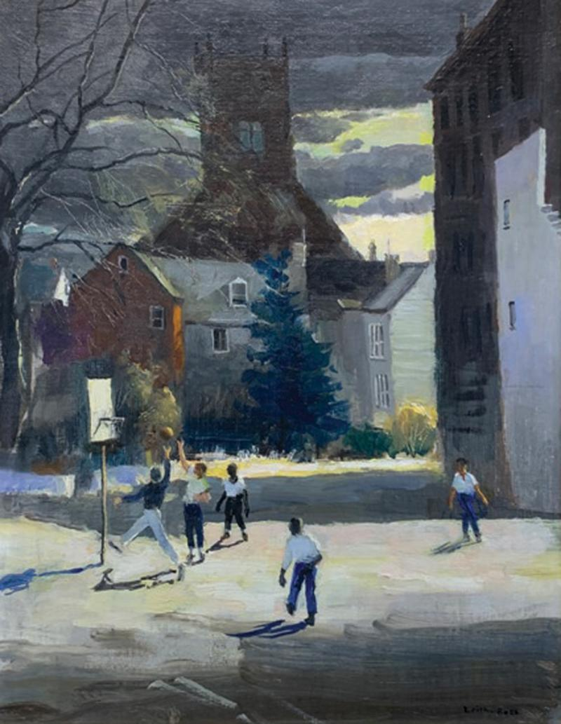 Harry Leith Ross Offered by GRATZ GALLERY